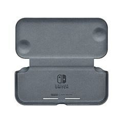 FUNDA NINTENDO SWITCH LITE GRIS