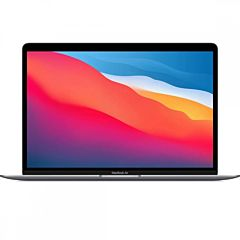 Apple macbook air 13.3'/ apple chip m1/ 8gb/ 512gb ssd/ gpu 8 núcleos/ gris espacial