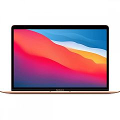 "Apple MacBook Air 13.3""/ Apple Chip M1/ 8GB/ 256GB SSD/ GPU 7 Núcleos/ Oro"