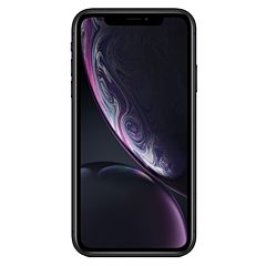 "Smartphone Apple iPhone XR 64GB/ 6.1""/ Negro"