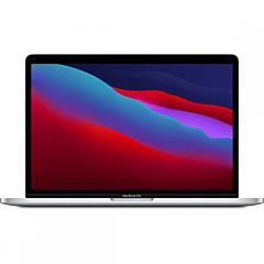Apple macbook pro 13'/ apple chip m1/ 8gb/ 512gb ssd/ gpu 8 núcleos/ plata
