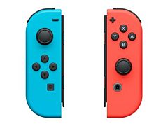 GAMEPAD NINTENDO SWITCH JOY-CON AZUL/ROJO