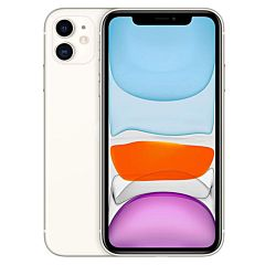 "MOVIL IPHONE 11 6,1"" 128GB WHITE"