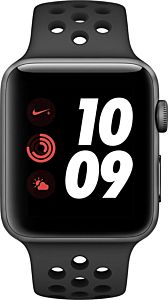 Apple Watch Nike+ Series 3 GPS Cell 42mm Grey Alu Nike Band