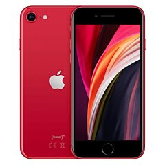 Apple iphone se 2020 256gb rojo - mxvv2ql/a